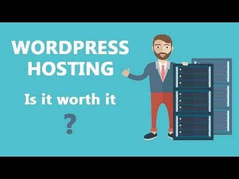 WordPress Hosting – What Is It And Is It Worth It?