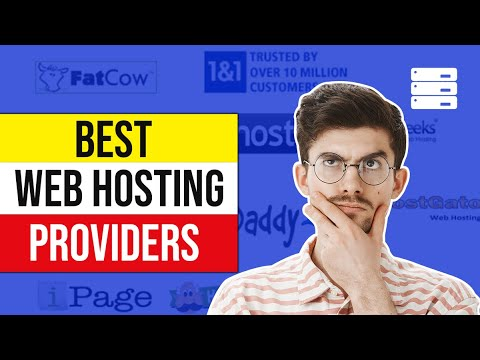 Best web hosting providers for WordPress and shared hosting in 2020 🔥