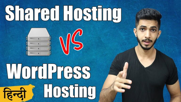 Shared vs Managed WordPress Hosting 🔥 (2020) – Which is the best?