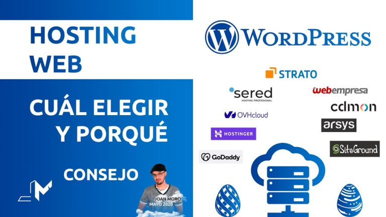 WordPress: Web Hosting.  Which one to choose and why