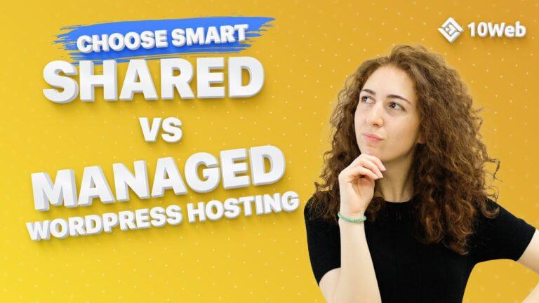 Shared vs managed WordPress hosting: the unspoken TRUTH revealed lada