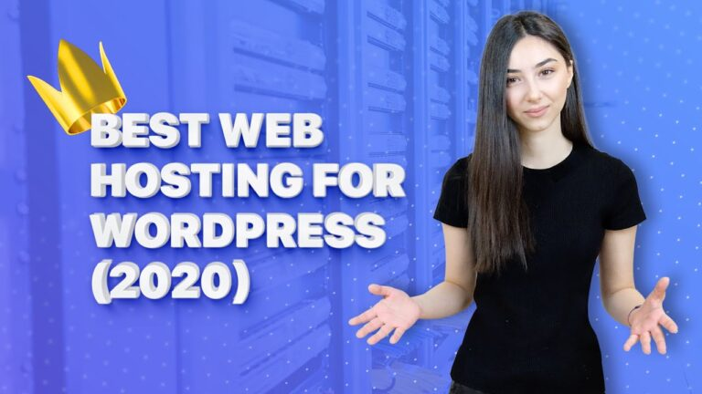 Best web hosting for WordPress (2020) 🚀