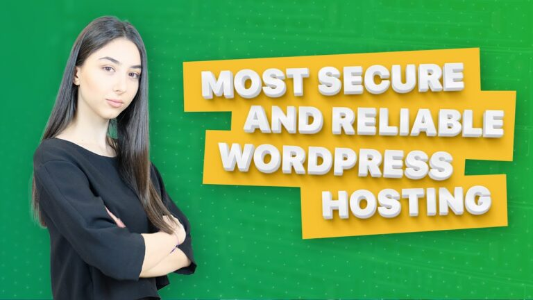 10Web |  The most secure and reliable WordPress hosting 🔥