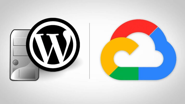How to host a WordPress website on Google Cloud in 8 minutes