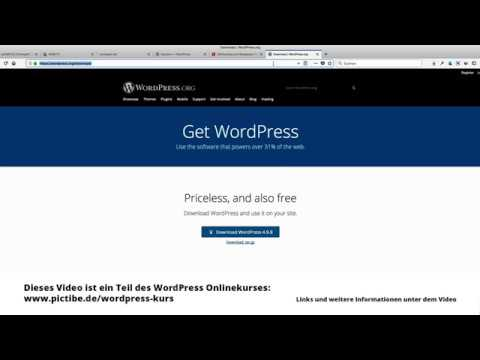 WordPress Hosting all-inkl + Installing WordPress in Deutsch