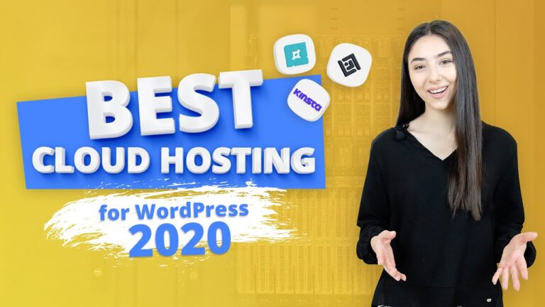 The best cloud hosting for WordPress [2020]