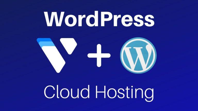 Vultr WordPress cloud hosting in a 10 minute tutorial
