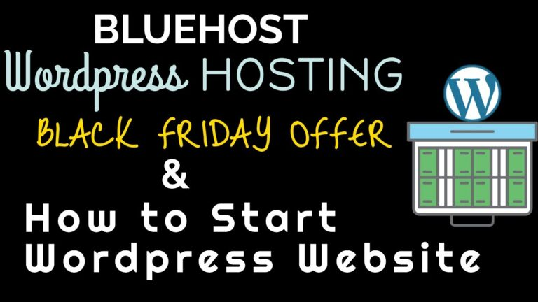 How To Set Up Your WordPress Website And WordPress Hosting |  Get a special discount – Video in Telugu language