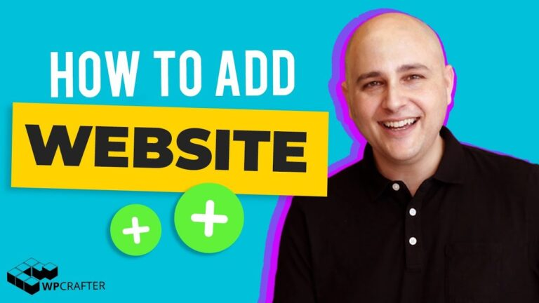 How to add new websites to your hosting account and install WordPress