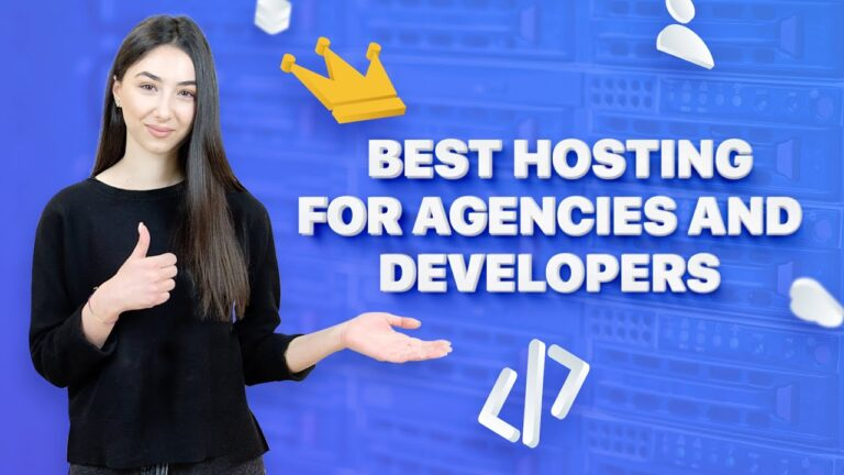 The best WordPress hosting for agencies and developers