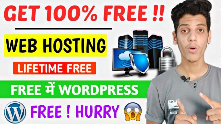 Free Lifetime Hosting 2020 – Free WordPress + Free SSL + Free cPanel |  FREE HOSTING WEBSITE In 2020