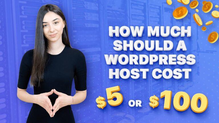 WORDPRESS ACCOMMODATION COST: How much do you really have to pay?