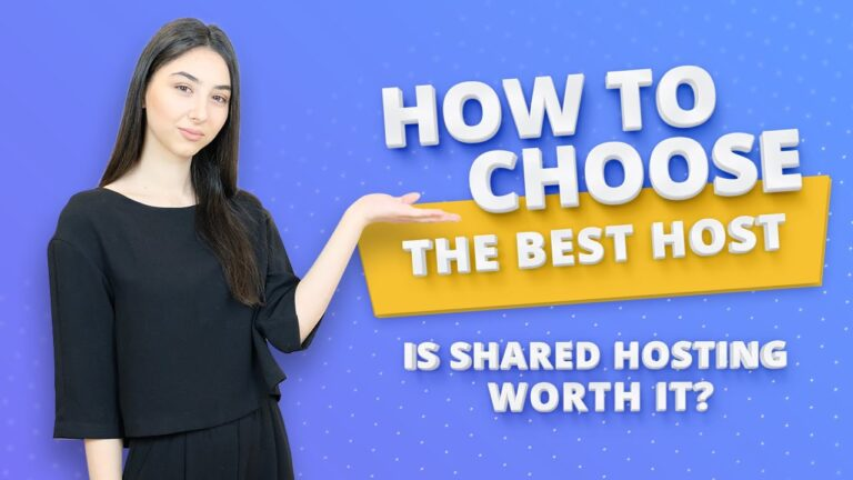 WordPress Shared Hosting: How To Choose The Best Host
