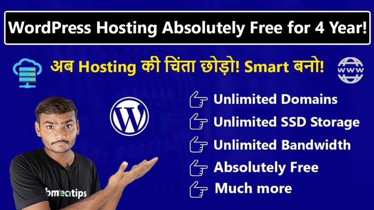 Powerful WordPress cloud hosting absolutely free for 4 years 🔥