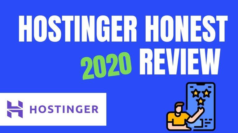 Hostinger 2020 Review: Should You Buy Hostinger WordPress Hosting?  Honest Satrujit Review