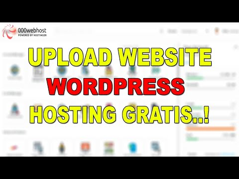 How to Upload a WordPress Website Offline to Free Online Hosting
