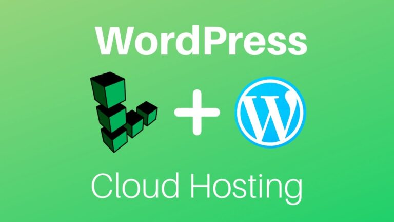 WordPress video tutorial on Linode Hosting