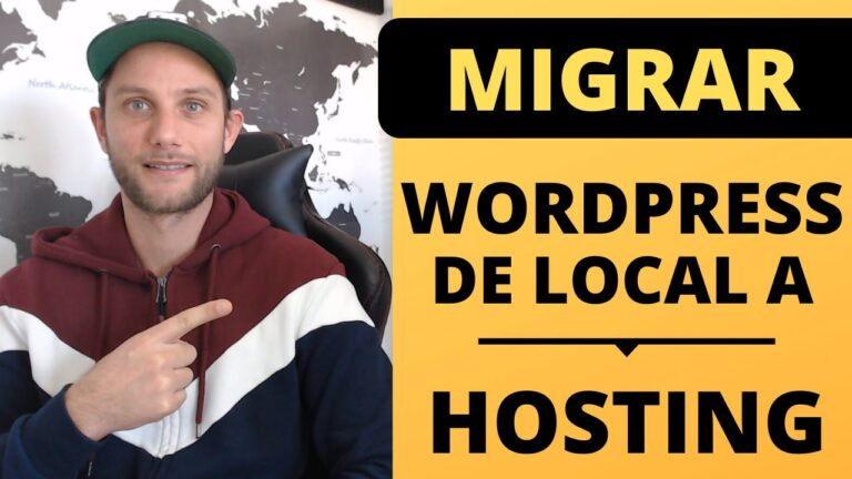 🔥 Migrate WordPress from Local to Hosting 🔥