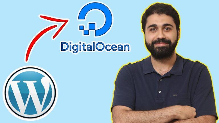 How to install WordPress on DigitalOcean with SSL certificate [2020] – Manual WordPress VPS hosting