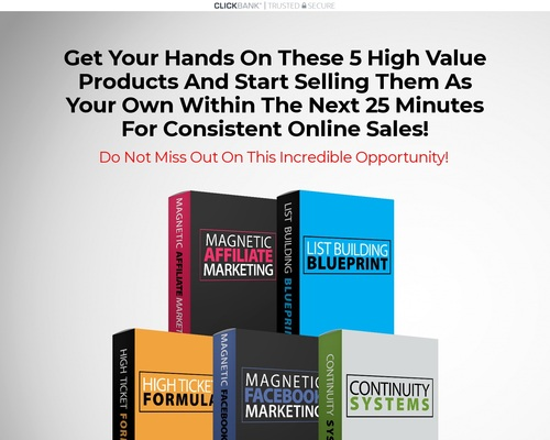 Gold PLR Package