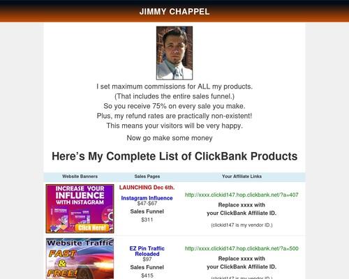 Jimmy Chappel