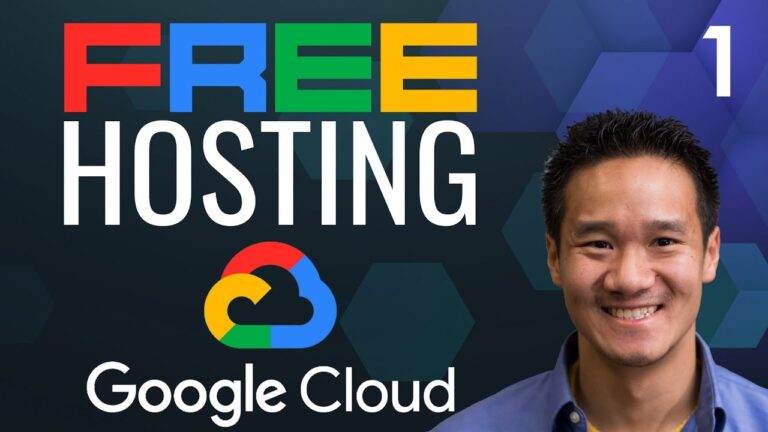 Free WordPress hosting on Google Cloud Platform!  (2020 Update!) – PART 1