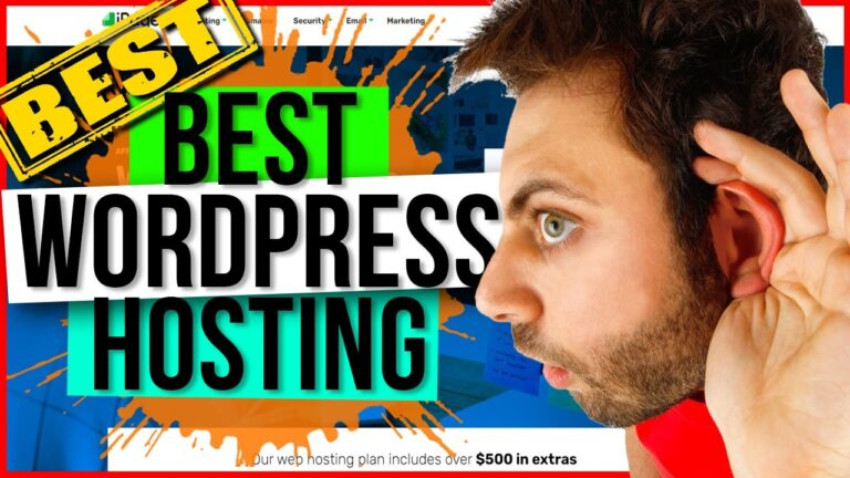 THE BEST WORDPRESS HOSTING SERVICES – THE BEST WORDPRESS HOSTING PROVIDER!