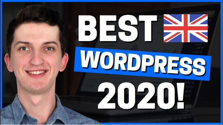 Best web hosting for WordPress in the UK
