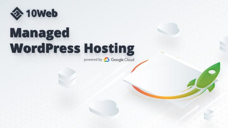 Web-managed WordPress hosting