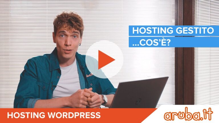 WordPress Video Pills |  What is managed hosting?