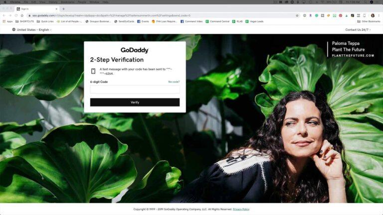 Godaddy Domains, Forwards, and Managed WordPress Hosting