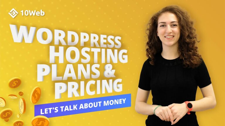 The absolutely AWESOME wordpress hosting plans and prices you should know about 😱