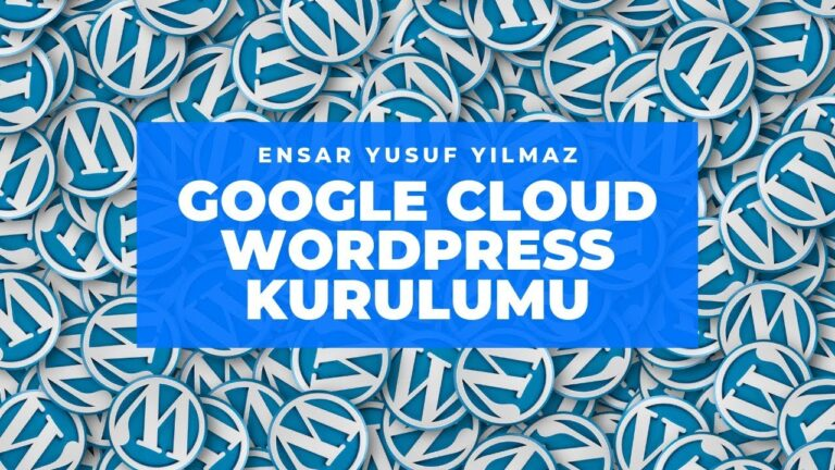 Google Cloud WordPress Setup – Free WordPress Hosting