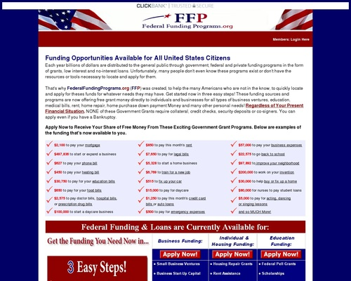 Unauthorized Affiliate – error page