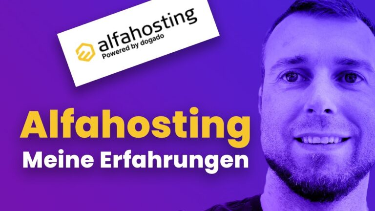 Alfahosting Test and Experience Report: Good WordPress Hosting 2020?