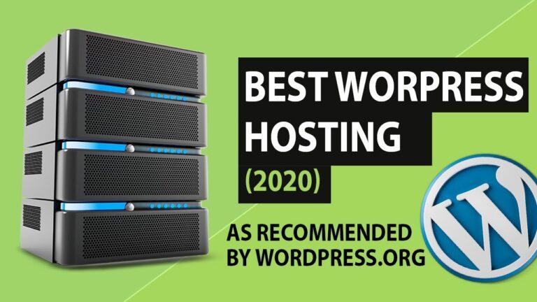 Best Web Hosting |  Best web hosting for WordPress in 2021 🔥