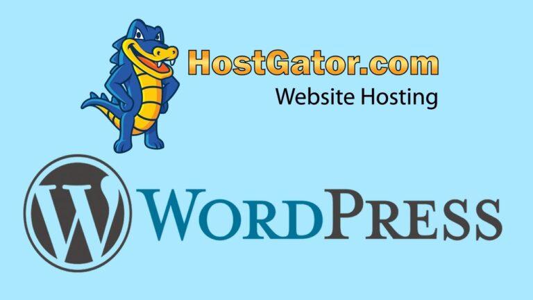 HostGator Review for WordPress Hosting + Full Tutorial (2016)