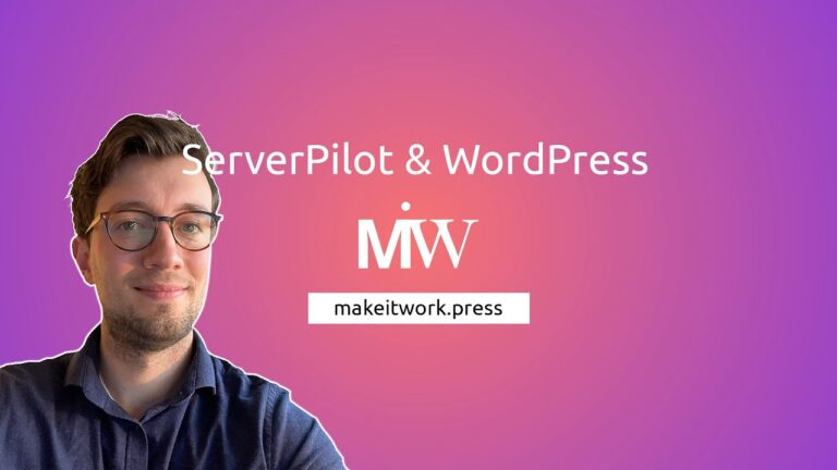 ServerPilot Review: Cheap WordPress Hosting on Your Own Servers?  My experience