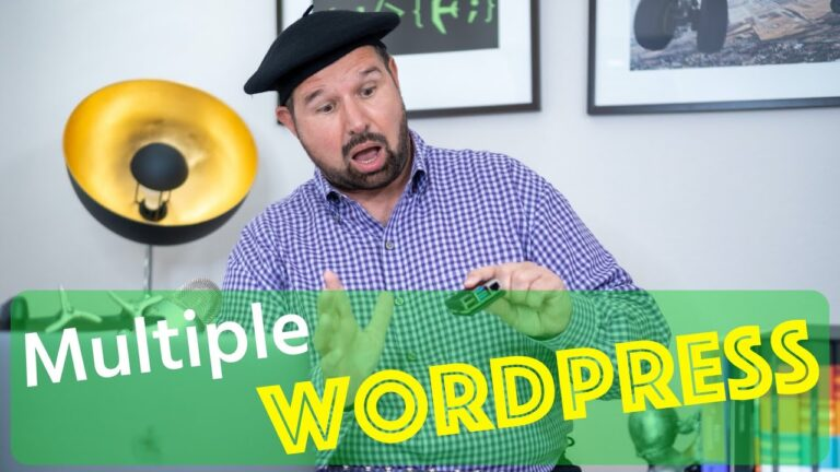 Use Antsle for multiple WordPress hosting, on premises or in the cloud.