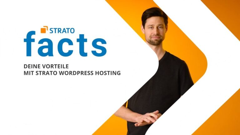 WordPress hosting: all the advantages of STRATO