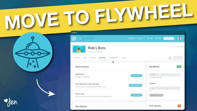 How to MIGRATE WORDPRESS SITE to FLYWHEEL Managed WordPress Hosting with the FLYWHEEL MIGRATIONS plugin