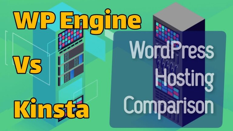 WP Engine vs Kinsta Ultimate Comparison Managed WordPress Hosting Provider Review for 2020