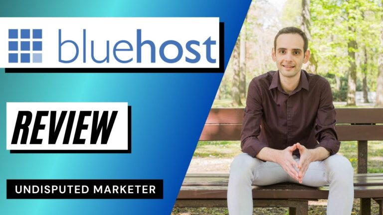 ✅ Bluehost 2021 Review – Complete A to Z Review 🚀 Web Hosting Review
