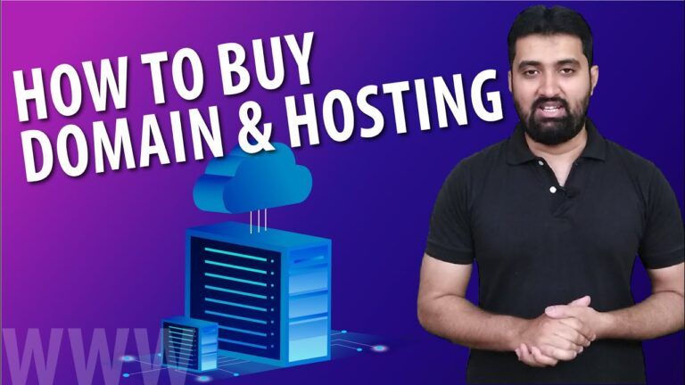 How to buy the best web hosting for WordPress |  Learn skills and earn money |  Make money online