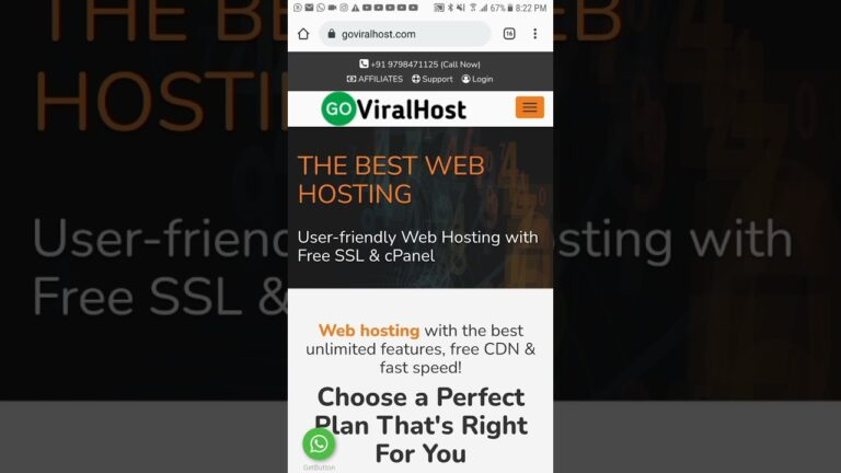 Winners attention!  How to use the promotional code at GoViralHost |  Cheap web hosting for WordPress #shorts