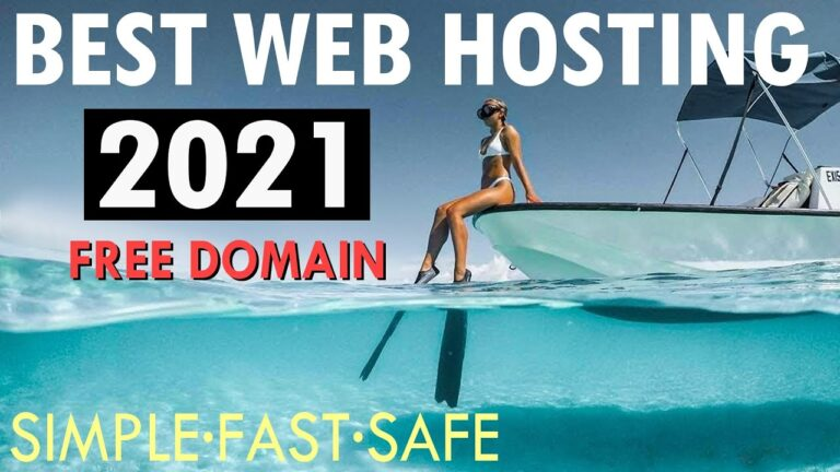Best Web Hosting Reviews in 2021 ~ Cheap Hosting With A Free Domain Name