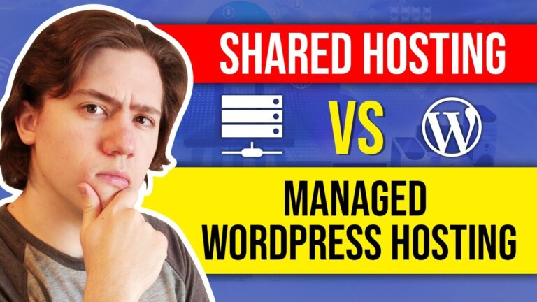 Shared Hosting vs Managed WordPress Hosting ✅ The Key Differences And How To Make Your Decision