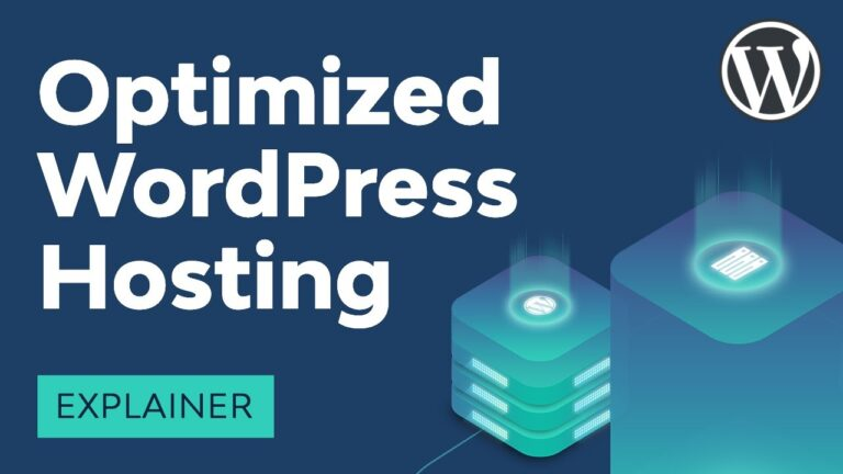 Optimized WordPress Hosting: What to Look For