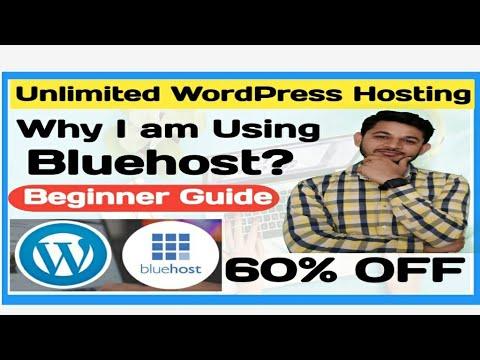 Best Unlimited WordPress Website Hosting for Beginners – Bluehost Step by Step
