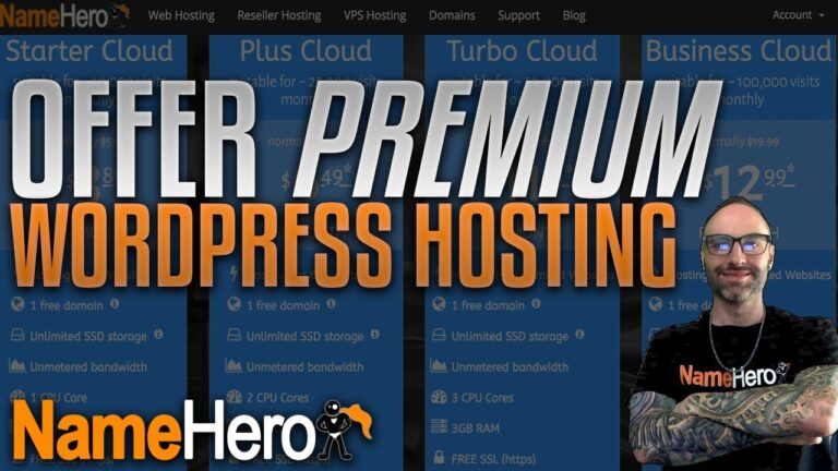 How to Offer Your Customers Premium White Label WordPress Hosting